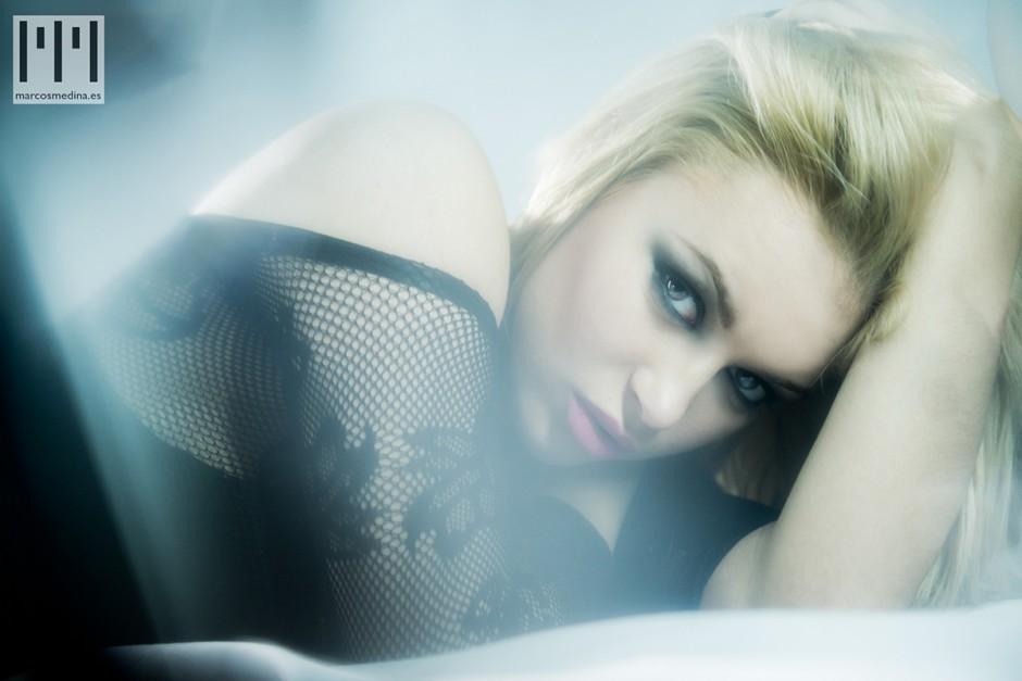 Looking Sensuality. Marta Marchena